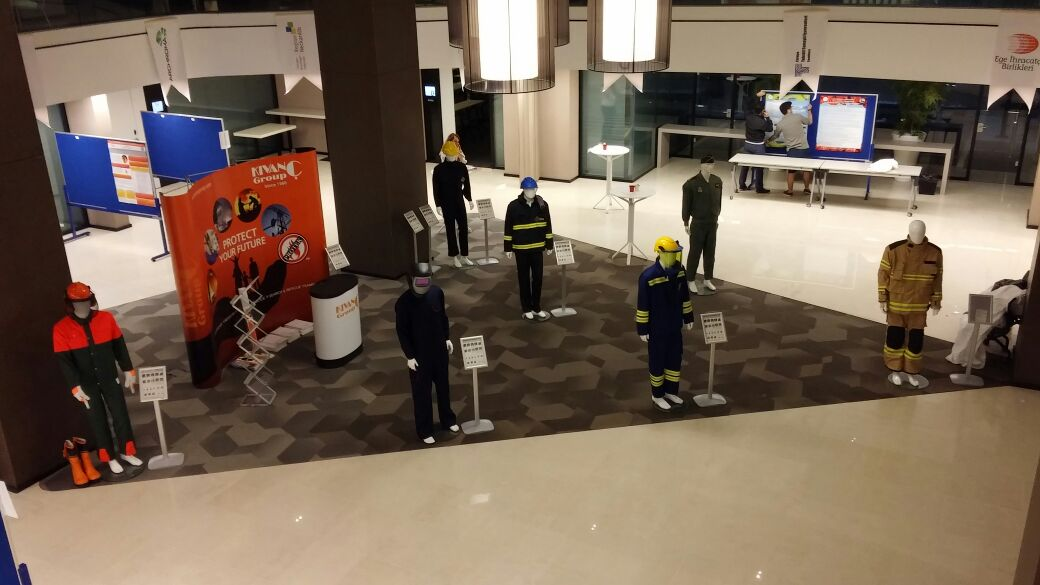 European Protective Clothing Conference in İzmir