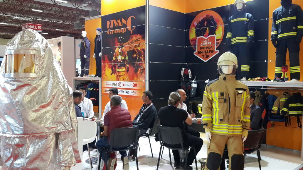 SHF Safety & Health Fair İstanbul