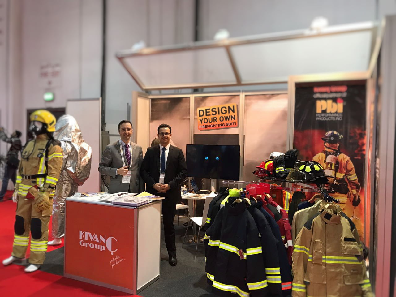 Intersec Safety Security Fuarı