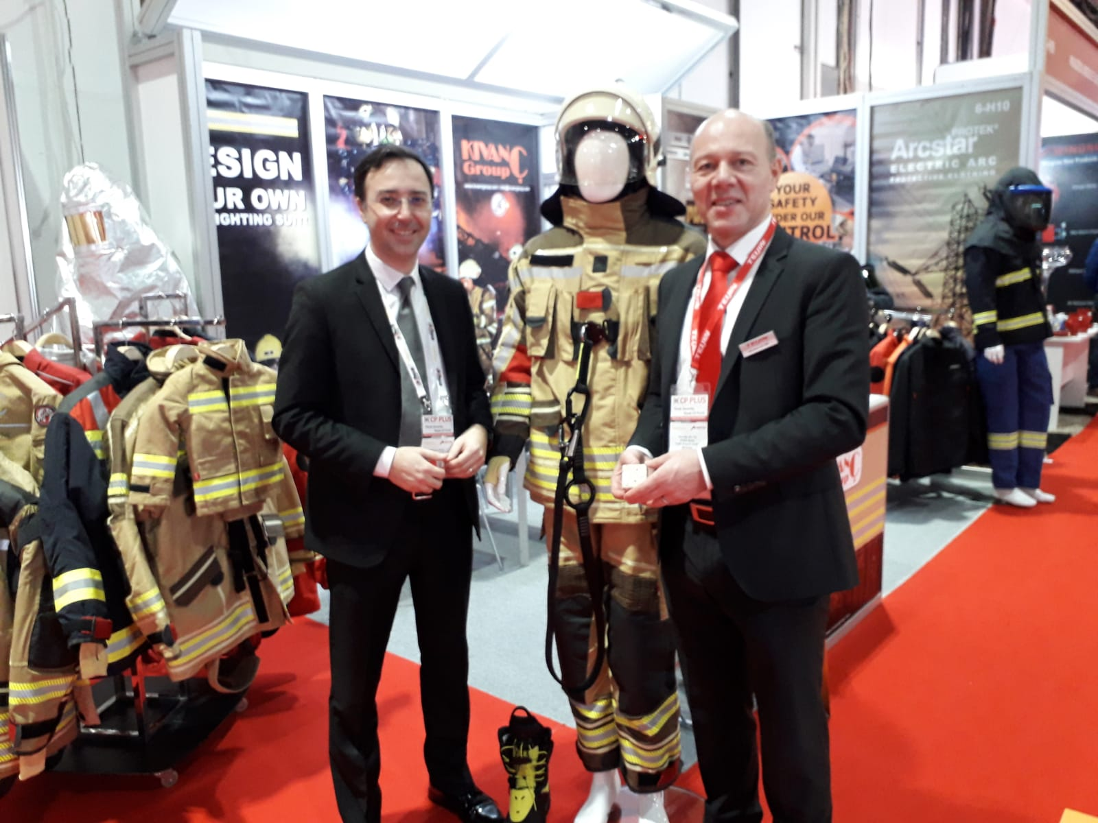 INTERSEC for Security, Safety & Fire Protection 2019